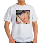 Air Force Amy - Burning Man 2015 T-Shirt