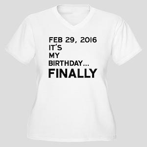 Feb 29, 2016 FINALLY Plus Size T-Shirt
