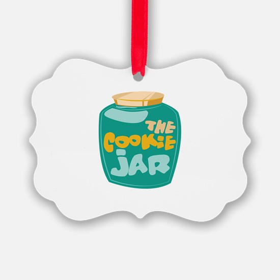 The Cookie Jar Ornament