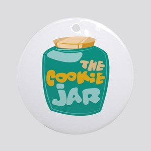 The Cookie Jar Ornament (Round)