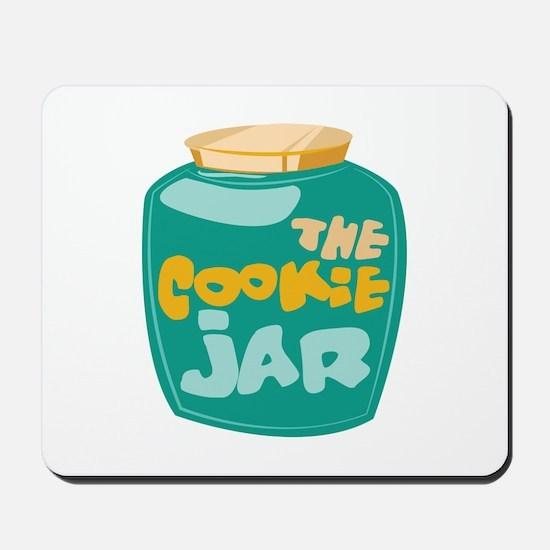 The Cookie Jar Mousepad