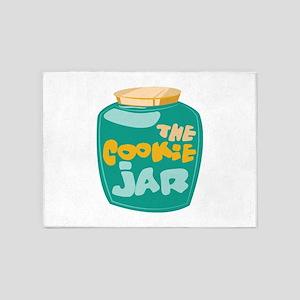The Cookie Jar 5'x7'Area Rug