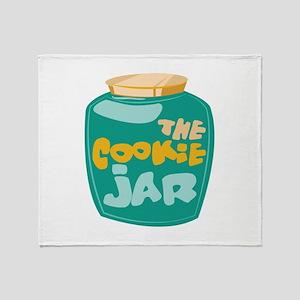 The Cookie Jar Throw Blanket