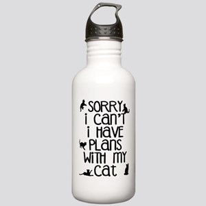 Sorry - Plans With My Stainless Water Bottle 1.0L