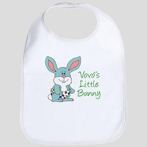 Vovo Grandma Little Bunny Bib