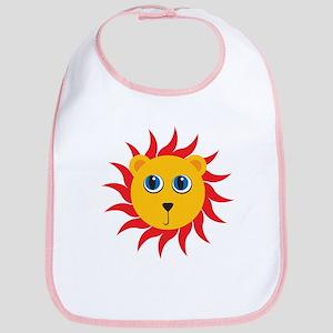 Sun Lion Bib