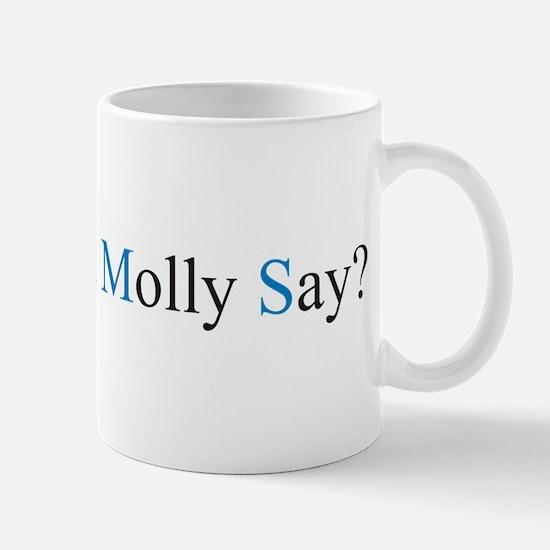 Cute Molly Mug