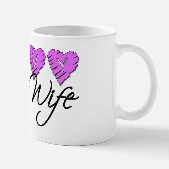 Navy Wife ver2 Mug