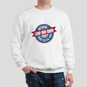 Leap Day Baby Sweatshirt
