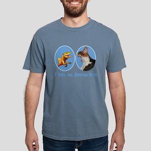 T Rex vs Devon Rex T-Shirt