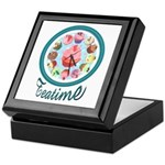 Eileen's Teatime Cupcakes Keepsake Box