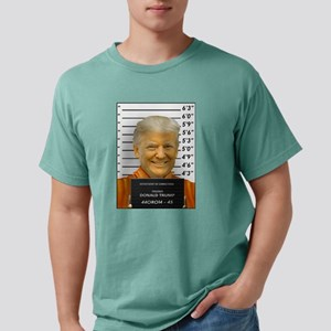 Trump Mugshot Photo Moron 45 T-Shirt