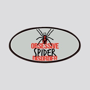 Spider Obsessed Patch