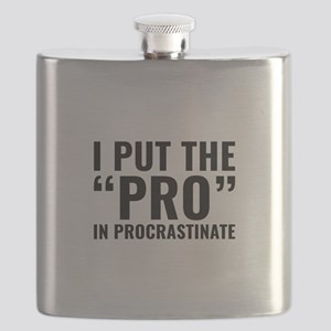 Pro In Procrastinate Flask