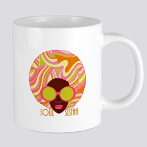 Soul Sistah Brown Mugs