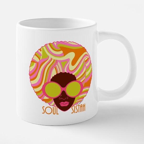 Soul Sistah Brown Mugs