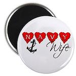 Navy Wife ver3 Magnet