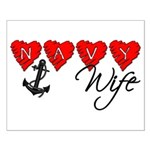 Navy Wife ver3 Small Poster
