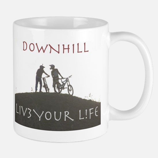 Downhill  Mug