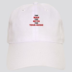 The Man The Myth The Tour Guide Baseball Cap