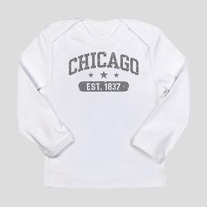 Chicago Est.1837 Long Sleeve T-Shirt