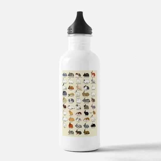 Cute Playboy bunny Water Bottle