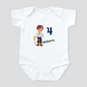 Pirate Boy Infant Bodysuit