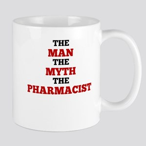 The Man The Myth The Pharmacist Mugs