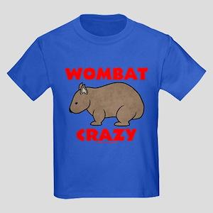 Wombat Crazy Kids Dark T-Shirt
