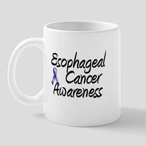 Esophagael Cancer Awareness Mug