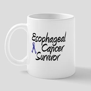 Esophagael Cancer Survivor Mug