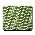 Largemouth Bass Pattern Mousepad