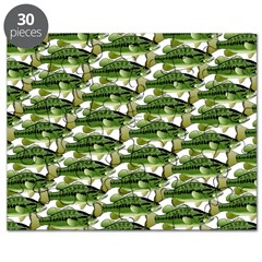 Largemouth Bass Pattern Puzzle
