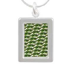 Largemouth Bass Pattern Necklaces