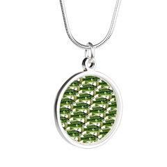 Largemouth Bass Pattern Necklaces