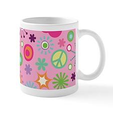 Retro 60's Mod Mug
