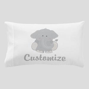 Baby Elephant Pillow Case