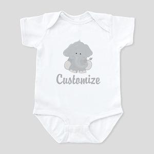 Baby Elephant Infant Bodysuit