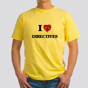 I love Directives T-Shirt