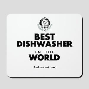 Best Dishwasher Mousepad