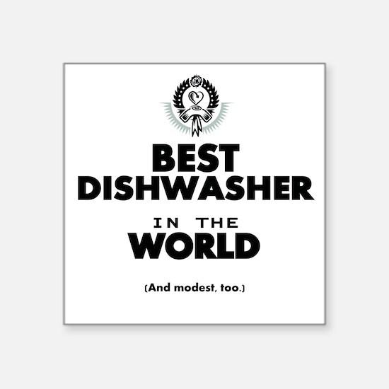 Best Dishwasher Sticker