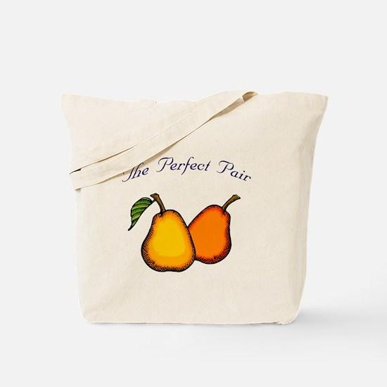 The Perfect Pair Tote Bag