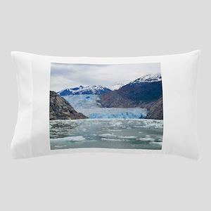 Sawyer Glacier Alaska Pillow Case