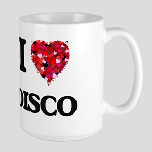 I love Disco Mugs