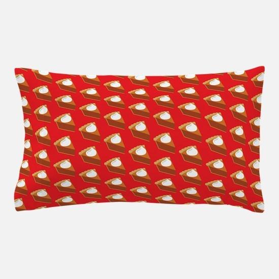 Pumpkin Pie Pattern Pillow Case
