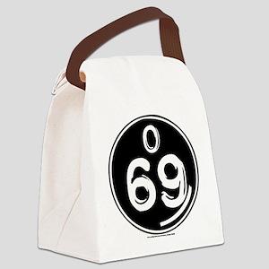 O 69 Canvas Lunch Bag