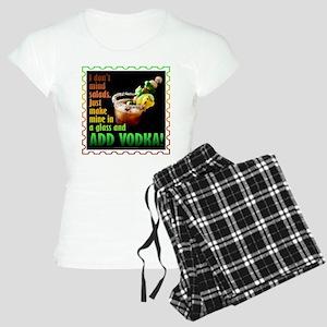 BLOODY MARY? ADD VODKA! Pajamas