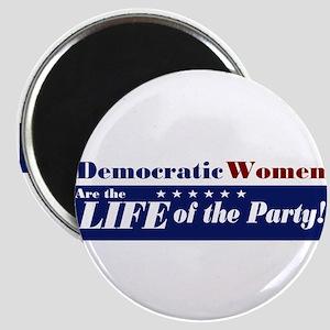 Democratic Women Magnet