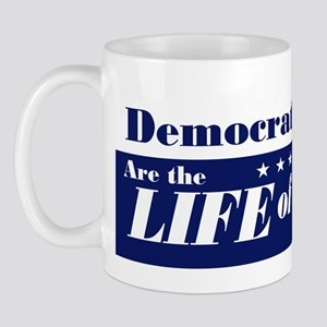 Democratic Women Mug