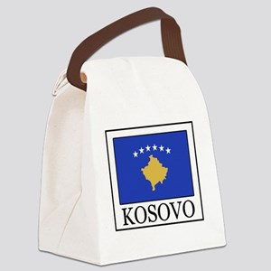 Kosovo Canvas Lunch Bag